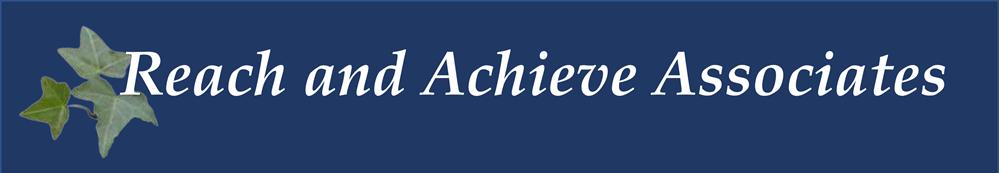 Reach and Achieve Logo